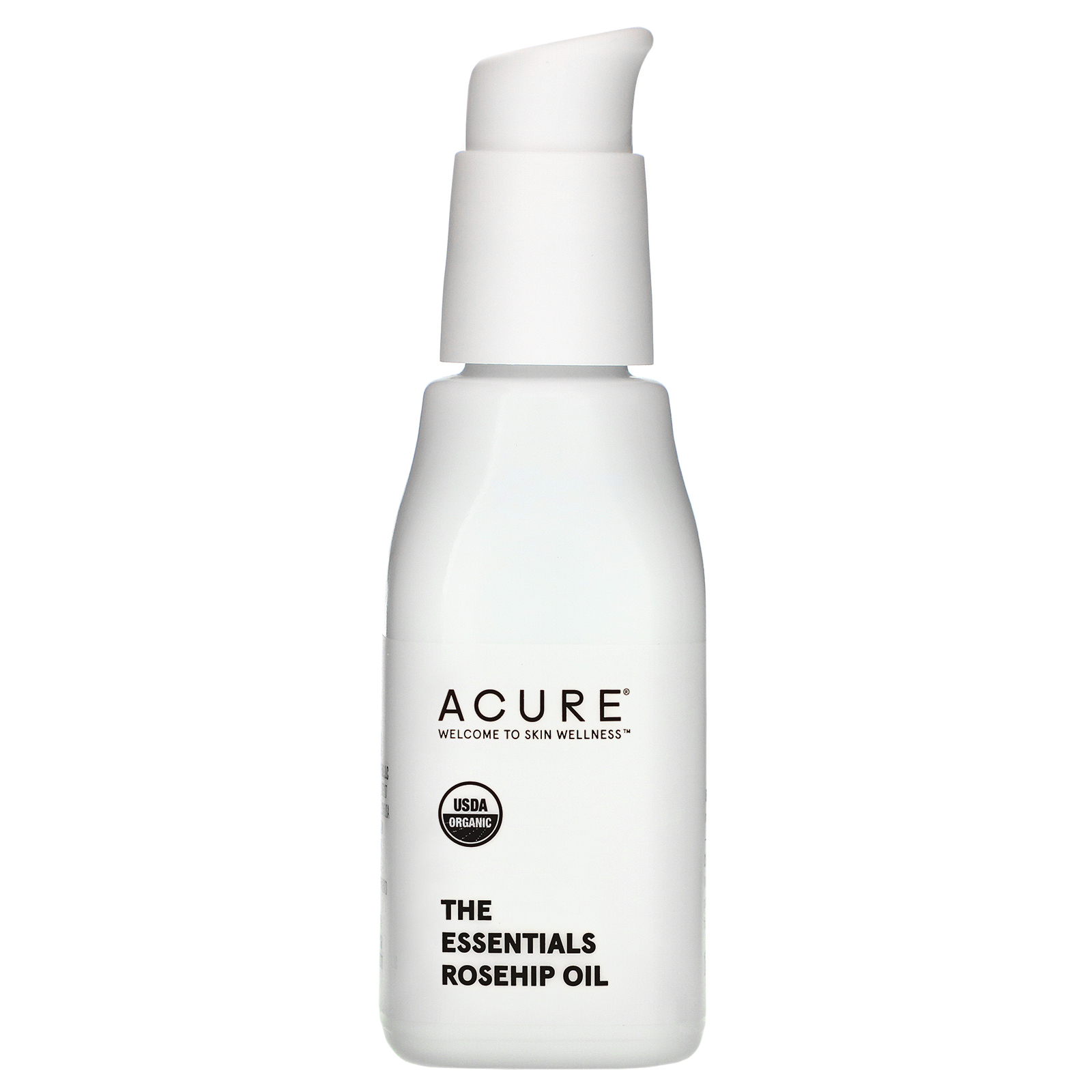 Acure, The Essentials, Rosehip Oil, 1 Fl Oz (30 Ml)