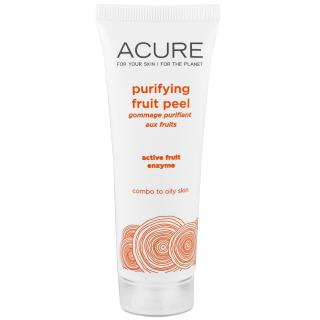 Acure Organics, Purifying Fruit Peel, 1.4 fl oz (41 ml)