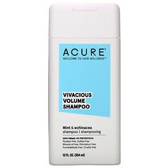 Acure, Vivacious Volume Shampoo, Mint & Echinacea, 12 fl oz (354 ml)