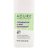 Acure, Deodorant, Cedarwood & Mint, 2.25 oz (63.78 g)