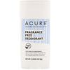 Acure, Deodorant, Fragrance Free, 2.25 oz (63.78 g)