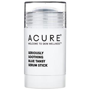 Акьюр Органикс, Seriously Soothing, Serum Stick, 1 oz (28.34 g) отзывы