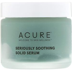 Акьюр Органикс, Seriously Soothing Solid Serum, 1.7 fl oz (50 ml) отзывы покупателей