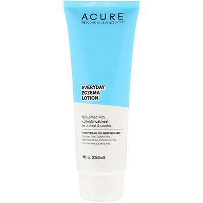 Купить Acure Ежедневный лосьон от экземы, 8 жидких унций (236, 5 мл)