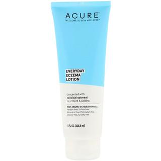 Acure, Everyday Eczema Lotion, 8 fl oz (236.5 ml)