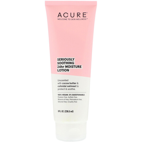 Seriously Soothing 24hr Moisture Lotion, 8 fl oz (236.5 ml)