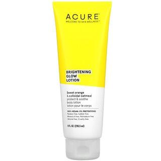 Acure, Brightening Glow Lotion, 8 fl oz (236.5 ml)