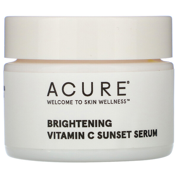 Brightening Vitamin C Sunset Serum, 1 fl oz (30 ml)
