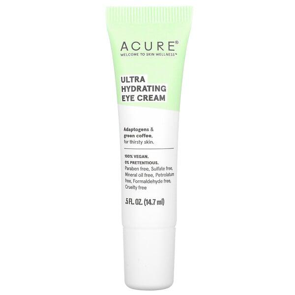 Ultra Hydrating, Eye Cream, 0.5 fl oz (14.7 ml)