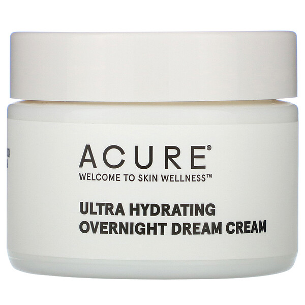 Ultra Hydrating Overnight Dream Cream, 1.7 fl oz (50 ml)