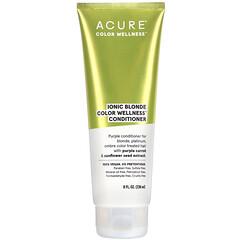 Acure, 離子鎖色護髮素,8 液量盎司(236 毫升)