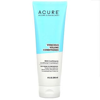 Acure, Vivacious Volume Conditioner, Mint & Echinacea, 8 fl oz (236.5 ml)