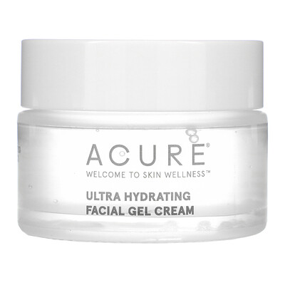 Acure Ultra Hydrating, Facial Gel Cream, 1 fl oz (30 ml)