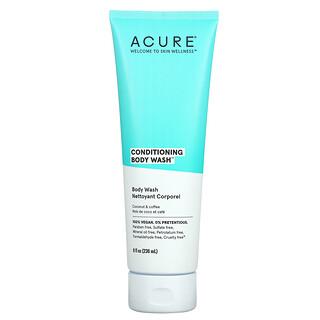 Acure, Conditioning Body Wash, Coconut & Coffee, 8 fl oz (236 ml)