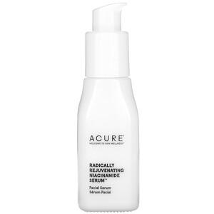Acure, Radically Rejuvenating Niacinamide Serum, 1 fl oz (30 ml)