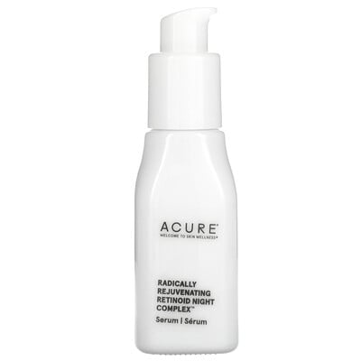 Acure Radically Rejuvenating Retinoid Night Complex, 1 fl oz (30 ml)