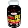 Action Labs, Super Fit Burners, 120 Capsules (Discontinued Item)