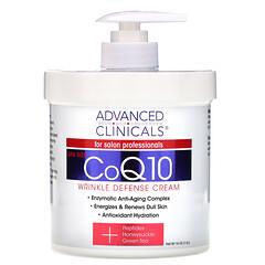 Advanced Clinicals, 輔酶 Q10 抗皺霜,16 盎司(454 克)