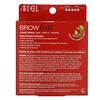 Ardell, Brow Tint, Dark Brown,, 5 Piece Set