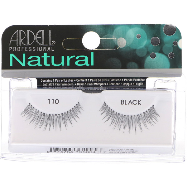 Ardell, Natural, pestañas #110, 1 par (Discontinued Item)
