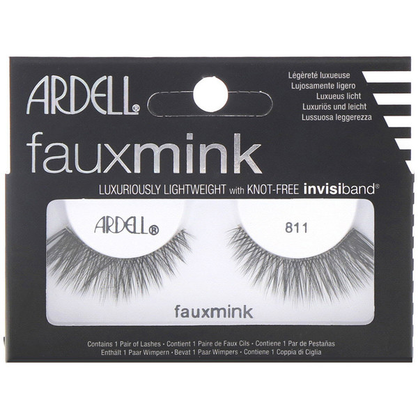 Ardell, Faux Mink, Luxuriously Lightweight Lash, 1 Pair (Discontinued Item)