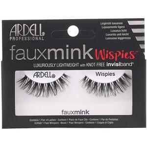 Ardell, Faux Mink, Wispies, 1 Pair отзывы покупателей