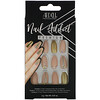 Ardell, Nail Addict Premium, Nude Jeweled, 0.07 oz (2 g)