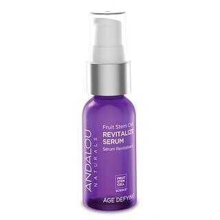 Andalou Naturals, Revitalize Serum with Resveratrol Q10, Age Defying, 1.1 fl oz (32 ml)