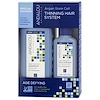 Andalou Naturals, Argan Stem Cell, Thinning Hair System, Age Defying, 3 Piece Kit