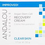 Отзывы о Andalou Naturals, Восстанавливающий крем из стволовых клеток арганового дерева, Чистая кожа, 50 мл (1.7 fl oz)