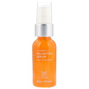 Андалу Натуралс, Enlighten Serum, Turmeric + C, Brightening, 1.1 fl oz (32 ml) отзывы покупателей