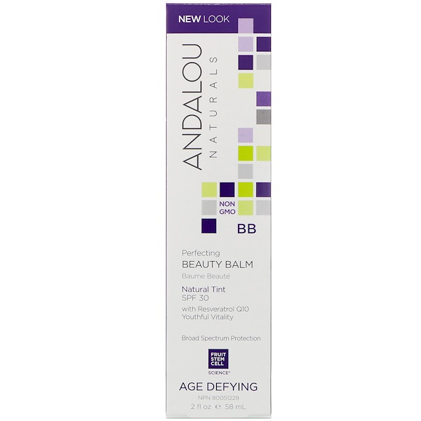 Andalou Beauty Balm Natural Tint Review