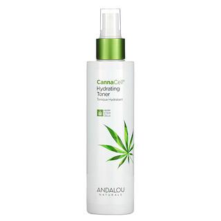 Andalou Naturals, CannaCell, Hydrating Toner, 6.7 fl oz (200 ml)