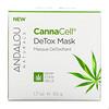 Andalou Naturals, CannaCell, Detox Mask, 1.7 oz (50 g)