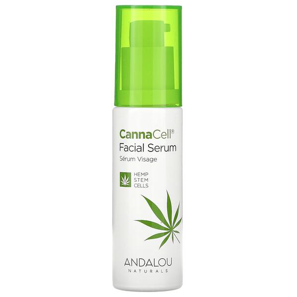CannaCell, Facial Serum, 1 fl oz (30 ml)