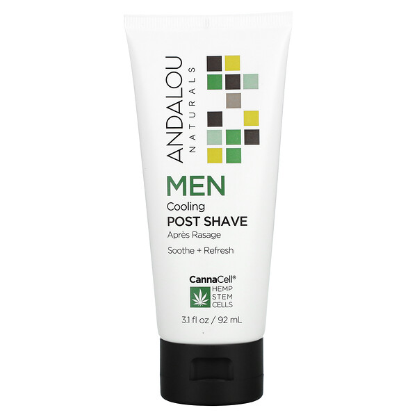 CannaCell, Men, Cooling Post Shave, 3.1 fl oz (92 ml)