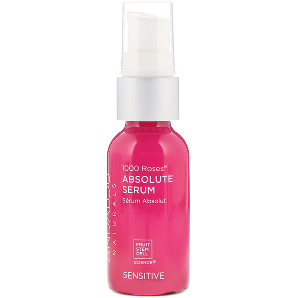 1000 Roses Absolute Serum, Sensitive, 1 fl oz (30 ml)