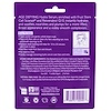 Andalou Naturals, Instant Lift & Firm, Hydro Serum Facial Mask, Age Defying, 1 Single Use Fiber Sheet Mask, .6 fl oz (18 ml)