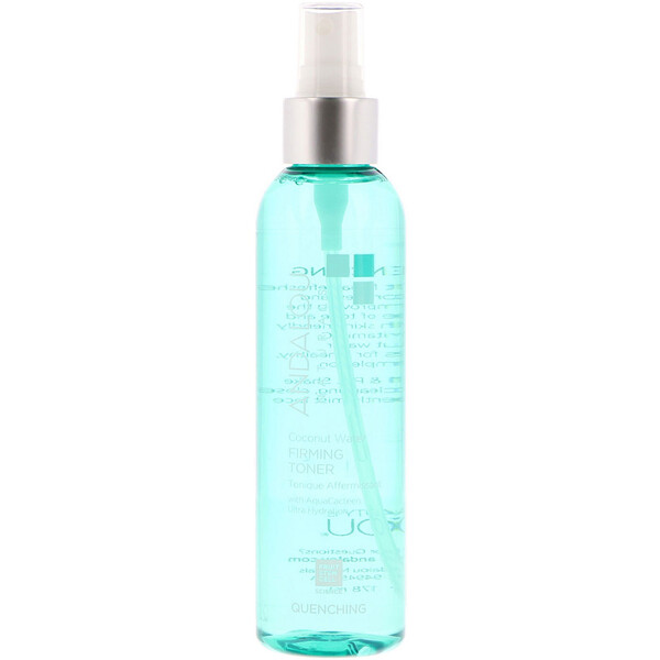 Firming Toner, Coconut Water, Quenching, 6 fl oz (178 ml)