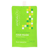 Andalou Naturals, Exotic Marula Oil Deep Conditioning Hair Mask, 1.5 fl oz (44 ml)