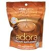 Adora, カルシウム サプリメント、ミルクチョコレート、30枚
