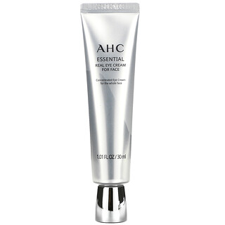 AHC, 面部精華、真正的眼霜,1.01 液量盎司(30 毫升)