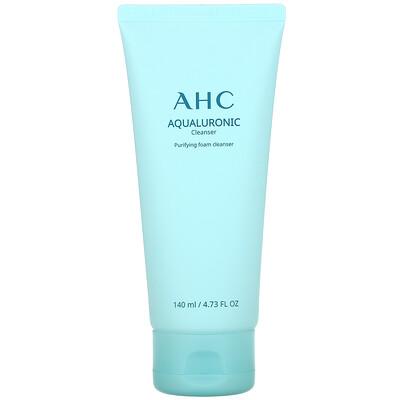 Купить AHC Aqualuronic, очищающая пенка, 140мл (4, 73жидк.унций)
