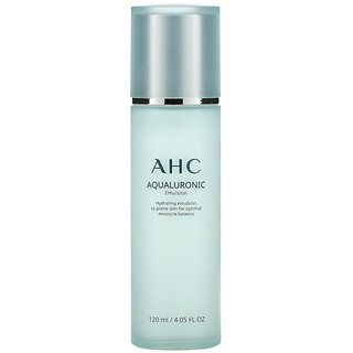AHC, Aqualuronic Emulsion, 4.05 fl oz (120 ml)