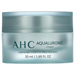 AHC, Aqualuronic 霜,1.69 液量盎司(50 毫升)