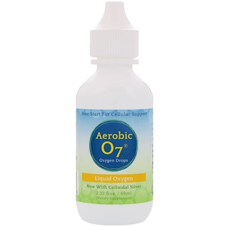 Aerobic Life, Aerobic 07, Stabilized Oxygen, 2.33 fl oz (70 ml)