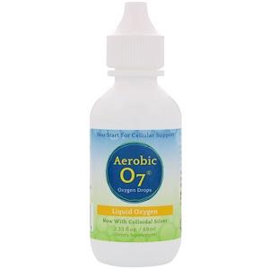 Аэробик Лайф, Aerobic 07, Stabilized Oxygen, 2.33 fl oz (70 ml) отзывы