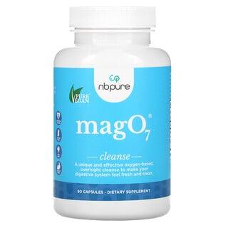 NB Pure, MagO7, Digestive Cleanse & Detox, 90 Capsules
