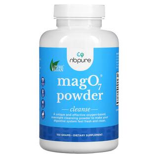 NB Pure, MagO7, очищающее средство в порошке, 150г