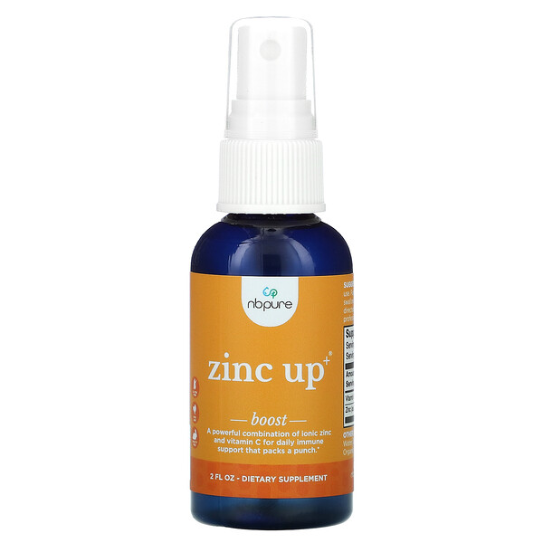 Zinc Up+, 2 fl oz
